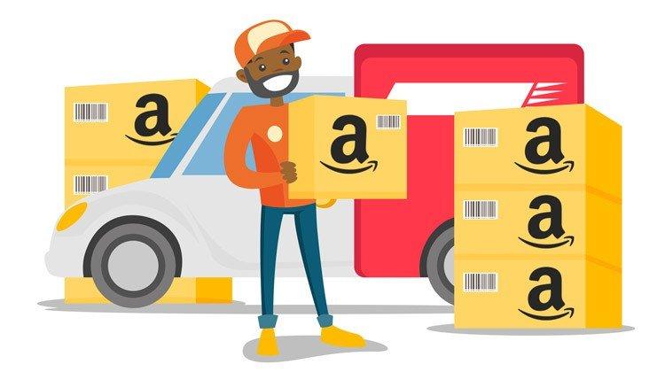 amazon fulfillment blog do dinheiro - O que é e Como Funciona o Amazon FBA? [GUIA COMPLETO]